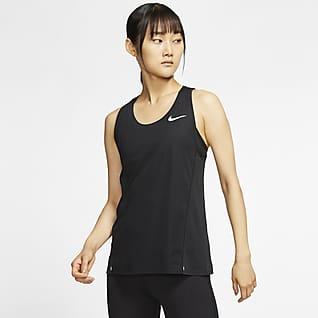 Nike Camiseta de tirantes de running para mujer