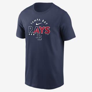 Nike Americana (MLB Tampa Bay Rays) Men's T-Shirt