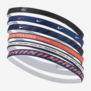 Nike (Niketown London) Printed Headbands (6-Pack)