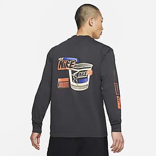 Nike Sportswear เสื้อยืดคอเต่าแขนยาวผู้ชาย