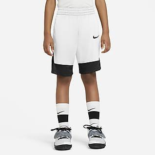 Nike Core Shorts de básquetbol para niños talla grande