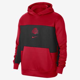 Nike Spotlight (Ohio State) Men's Pullover Hoodie