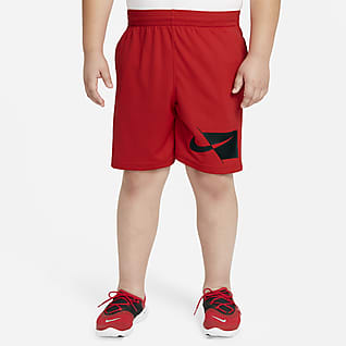 Nike Dri-FIT Big Kids' (Boys') Training Shorts (Extended Size)