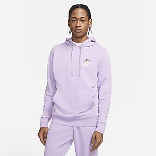 Nike Sportswear Essentials+ Fransız Havlu Kumaşı Erkek Kapüşonlu Üstü