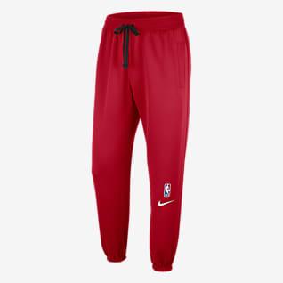 Chicago Bulls Showtime Мужские брюки Nike НБА Therma Flex
