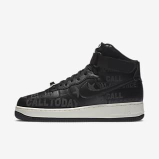 Nike Air Force 1 High '07 Premium Erkek Ayakkabısı