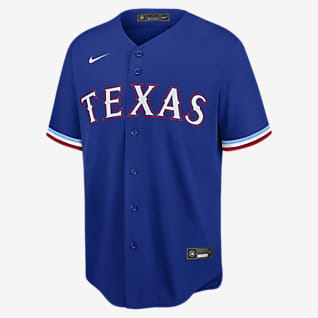 MLB Texas Rangers (Joey Gallo) Men's Replica Baseball Jersey