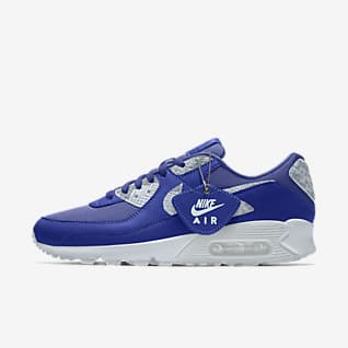 Nike Air Max 90 Premium By You Custom Shoe