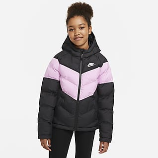 Nike Sportswear Older Kids' Synthetic-Fill Jacket