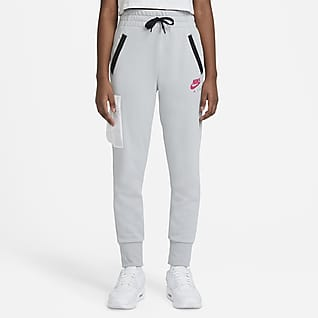Nike Air Pantaloni in French Terry - Ragazza