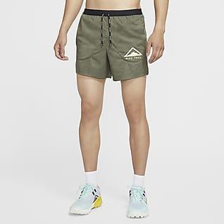 Nike Flex Stride กางเกงวิ่งเทรลขาสั้น 5 นิ้วผู้ชาย