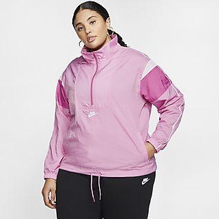 Plus Size Jackets & Vests for Women.