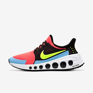 nike sports shoes red colour
