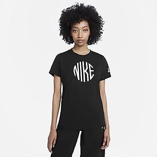Nike Sportswear Icon Clash T-shirt damski