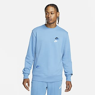 Nike Sportswear Sport Essentials+ Men's Brushed Back Crew