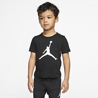 Set da 3 pezzi Nike Jordan colore: Rosa//Grigio da 0 a 6 mesi