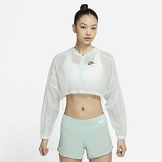 Nike Air 女子短款跑步上衣