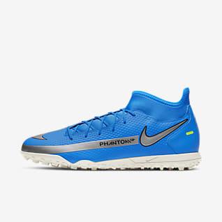 Nike Phantom GT Club Dynamic Fit TF Sapatilhas de futebol para relva artificial