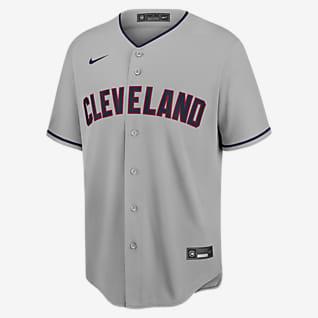 MLB Cleveland Men's Replica Baseball Jersey
