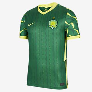 2021 赛季北京中赫国安主场球迷版 男子足球球衣