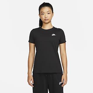 Nike Sportswear เสื้อยืด Club ผู้หญิง