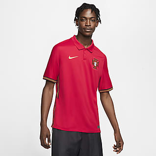 Portugal 2020 Stadium Home Men's Football Shirt