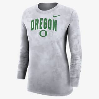 Nike College (Oregon) Women's Long-Sleeve T-Shirt
