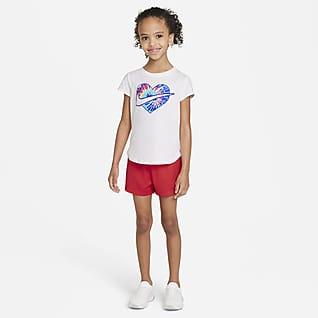 Nike Little Kids' Tie-Dye T-Shirt and Shorts Set