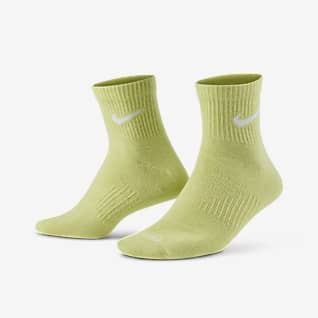 Nike Everyday Plus Lightweight Ankle 训练袜(3 双)