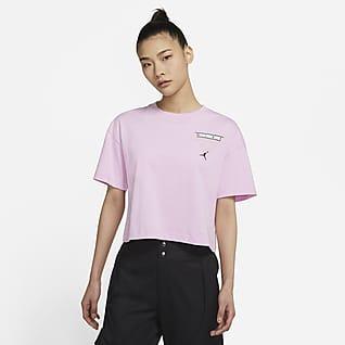 Jordan Essential 女子印花T恤