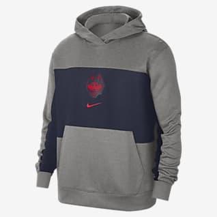 Nike Spotlight (UConn) Men's Pullover Hoodie