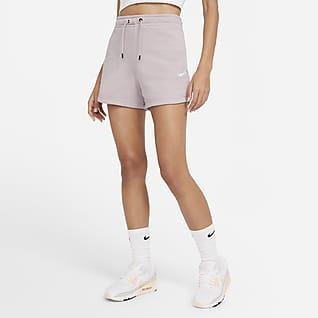 Nike Sportswear Essential Pantalón corto de tejido French terry - Mujer
