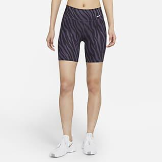 "Nike One 7"" 女子印花短裤"