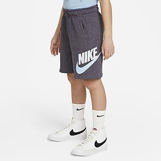 Nike Sportswear Club Fleece Shorts para niños talla grande