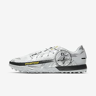 Nike Phantom Scorpion Academy Dynamic Fit TF รองเท้าฟุตบอลสำหรับพื้นหญ้าเทียมสั้น
