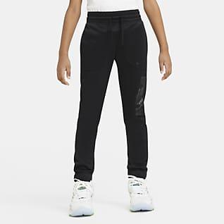 LeBron Pantalones de básquetbol estampados para niño talla grande
