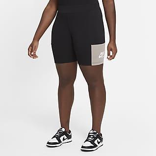 Nike Sportswear Heritage Women's Bike Shorts (Plus Size)
