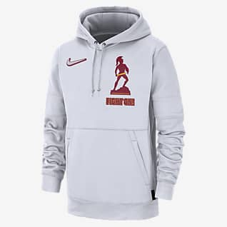 Nike College Therma Local (USC) Men's Pullover Hoodie