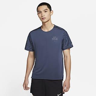 Nike Dri-FIT Rise 365 Run Division เสื้อวิ่งแขนสั้นผู้ชาย