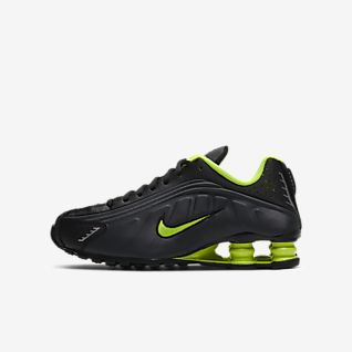 Nike Shox R4 Big Kids' Shoe
