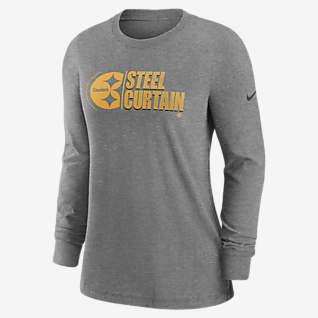 Nike Logo (NFL Steelers) Women's T-Shirt