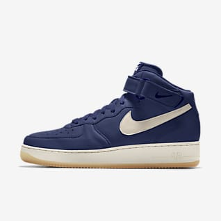 Nike Air Force 1 Mid By You Scarpa personalizzabile