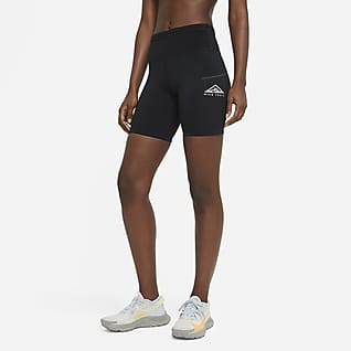 Nike Epic Luxe Trailrunningshorts voor dames