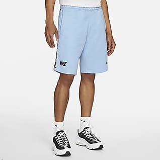 Nike Sportswear Frottéshorts til herre