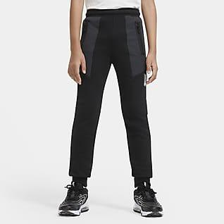 Nike Sportswear Air Max Calças de velo Júnior (Rapaz)
