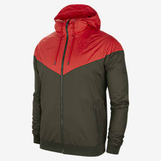 Portugal Windrunner Men's Woven Jacket