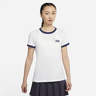 NikeCourt Dri-FIT 女子网球T恤