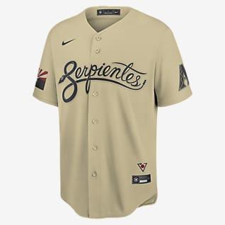 MLB Arizona Diamondbacks City Connect Men's Replica Baseball Jersey