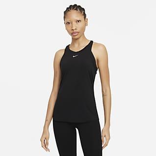 Nike Dri-FIT One Luxe Women's Slim Fit Tank