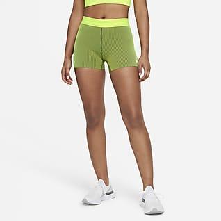 Nike AeroSwift Lauf-Tights mit Print für Damen